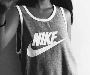 fashion, nike, and clothes image