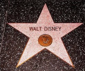 walt disney, disney, and stars image