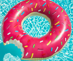 donut and pool image