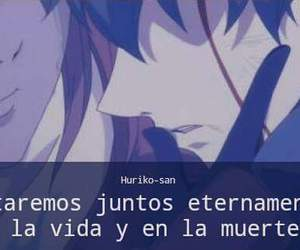 romeoxjuliet and frases anime image