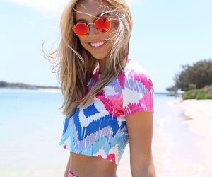 fashion, summer, and alexis ren image