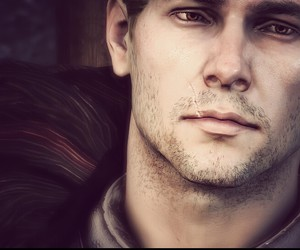 cullen, romance, and dragon age inquisition image
