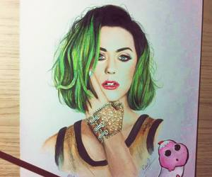 draw, art, and katy perry image