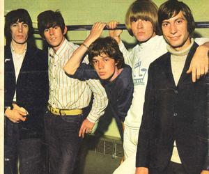 60s, band, and Brian Jones image