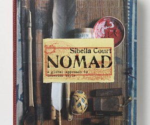 book, decorate, and nomad image