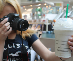 starbucks and photography image