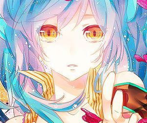 anime, vocaloid, and anime girl image