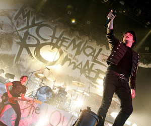 gerard way, mcr, and emo image