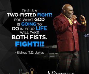 bishop t.d. jakes quotes image