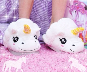 unicorn, girly, and cute image