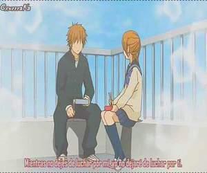bokura ga ita and frases anime image