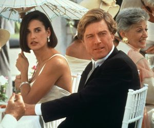 Demi Moore, robert redford, and indecent proposal image