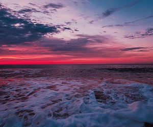 relax, sea, and sky image