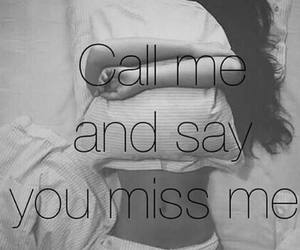 miss me and call me image