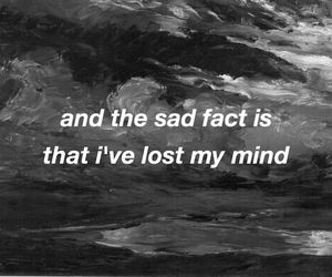 fact, lonely, and lost image