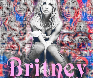 britney, Queen, and spears image