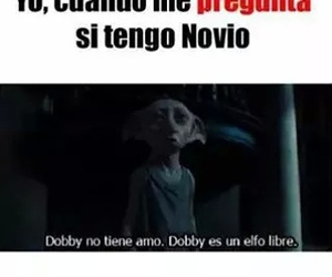 dobby, harry potter, and elfo image