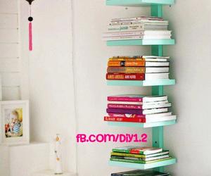 diy, librero, and hazlo tu mismo image