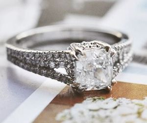 antique, love, and engagement image
