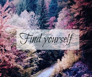 yourself, find, and quote image