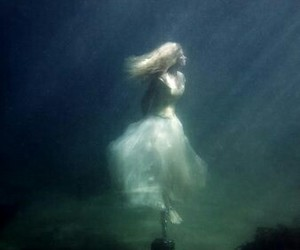 beautiful, photography, and underwater image