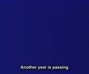 blue, quotes, and year image