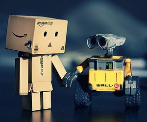 danbo and friends image