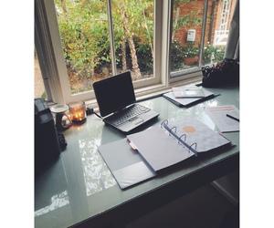 studying, study motivation, and studyspo image