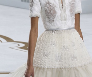 fashion, white, and chanel image