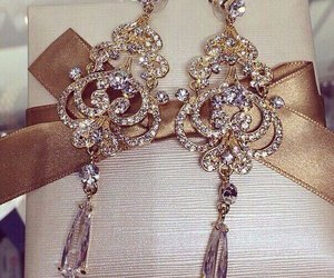 earrings, accessories, and diamond image