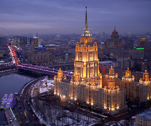 moscow and beautiful image