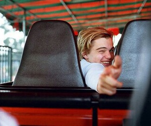 leonardo dicaprio and boy image