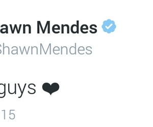 babe, tweet, and shawn mendes image