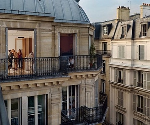 architecture, paris, and building image