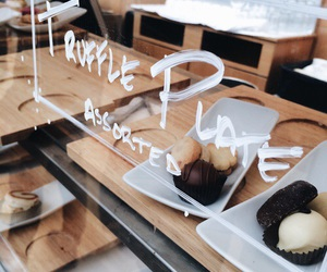 brown, theme, and food image