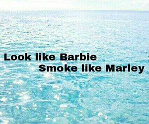 barbie, marley, and quote image