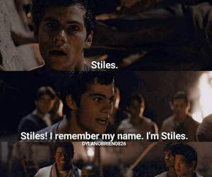 teen wolf, thomas, and stiles image