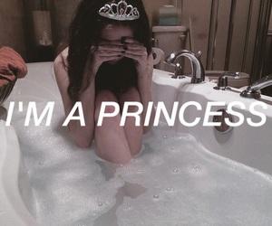princess, grunge, and pale image