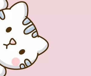 wallpaper, cat, and cute image