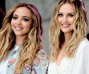 jade, perrie, and perrie edwards image