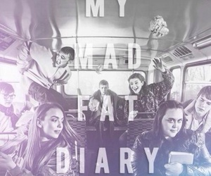 my mad fat diary and mmfd image