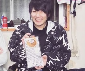 cool, japanese youtuber, and smile image