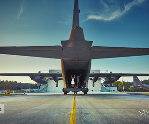 aircraft, airforce, and airport image