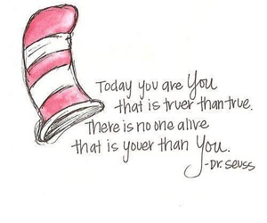 live, quotes, and drseuss image