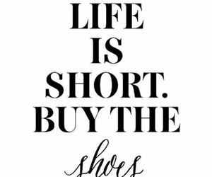 chic, quotes, and shoes image