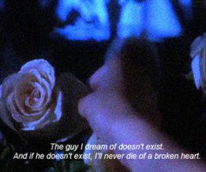 broken heart, Practical Magic, and quote image
