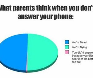 parents, funny, and lol image