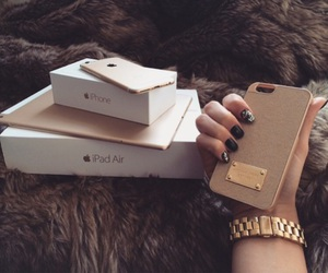 apple, classy, and fashion image