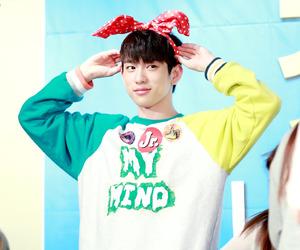 JR, junior, and jinyoung image