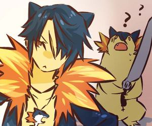 pokemon and typhlosion image